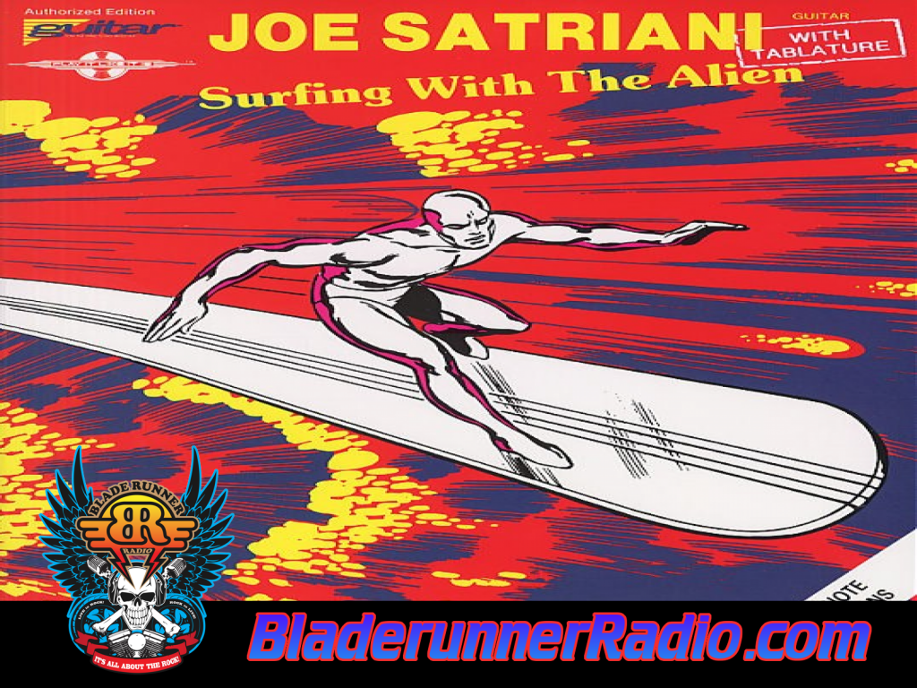 Joe Satriani - Surfing With The Alien (image 1)