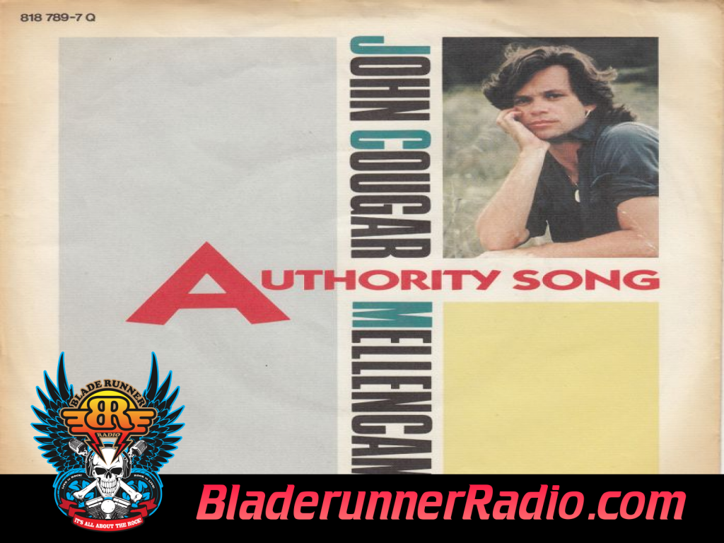 John Mellencamp - Authority Song (image 5)