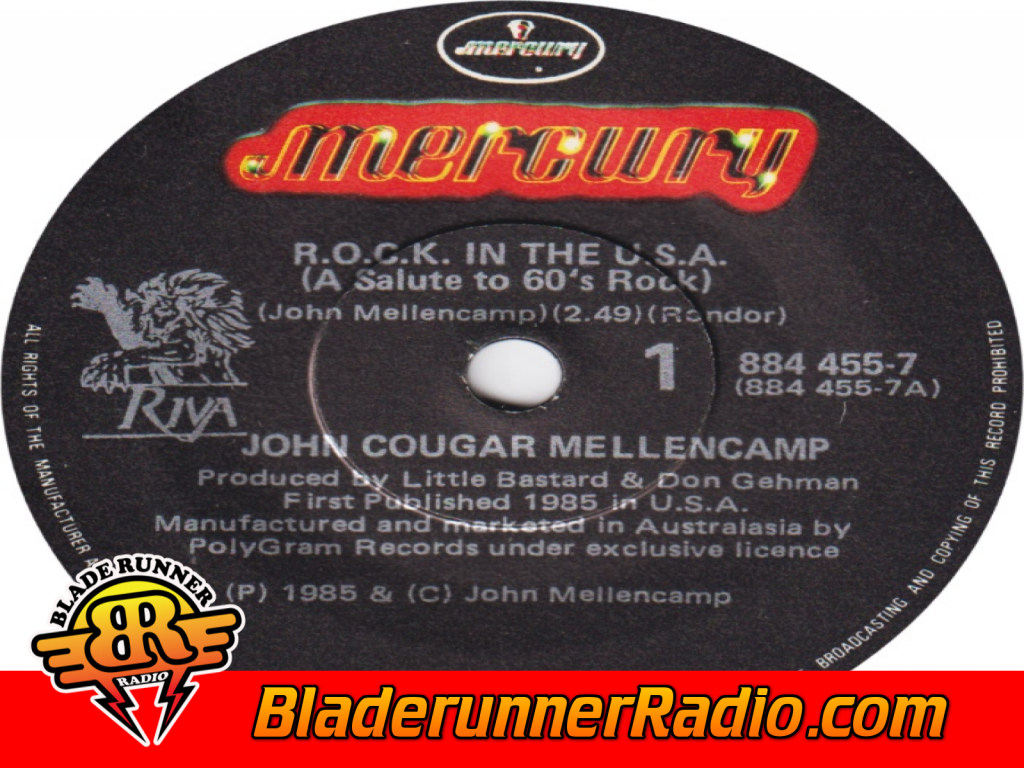 John Mellencamp - Rock In The Usa (image 5)