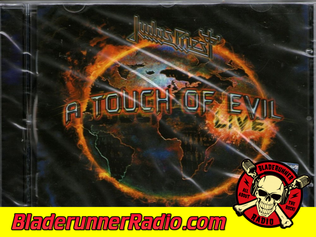 Judas Priest - A Touch Of Evil (image 2)
