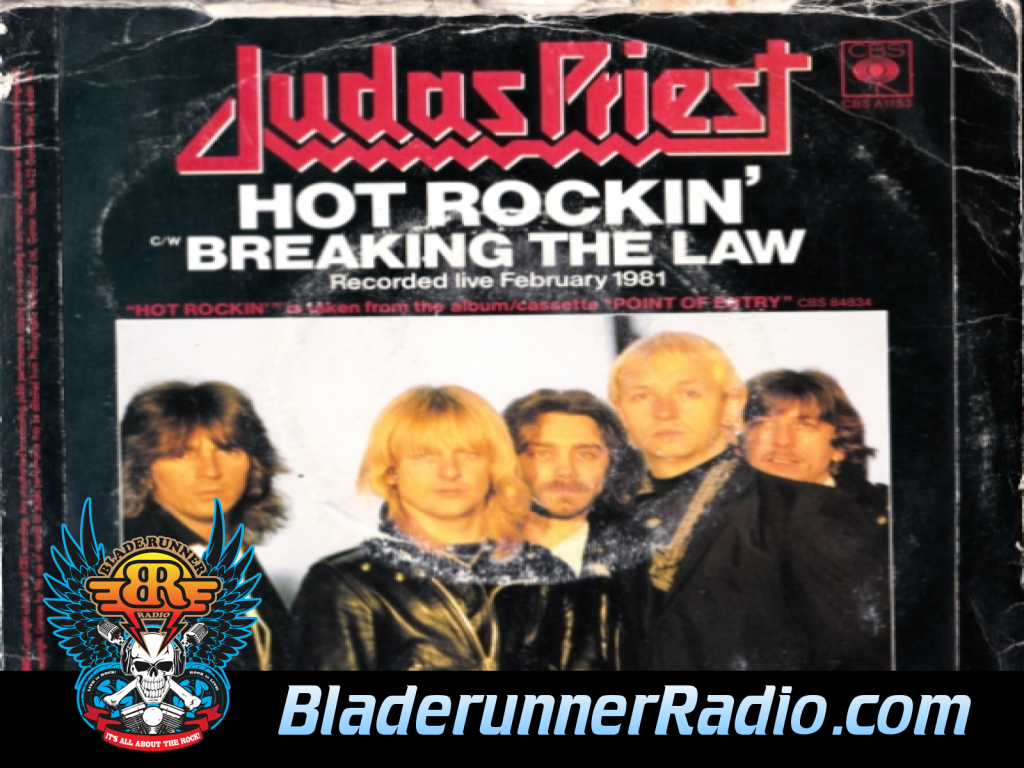 Judas Priest - Breaking The Law (image 8)