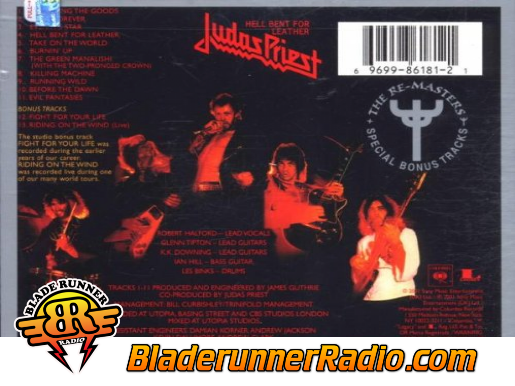 Judas Priest - Hell Bent For Leather (image 7)