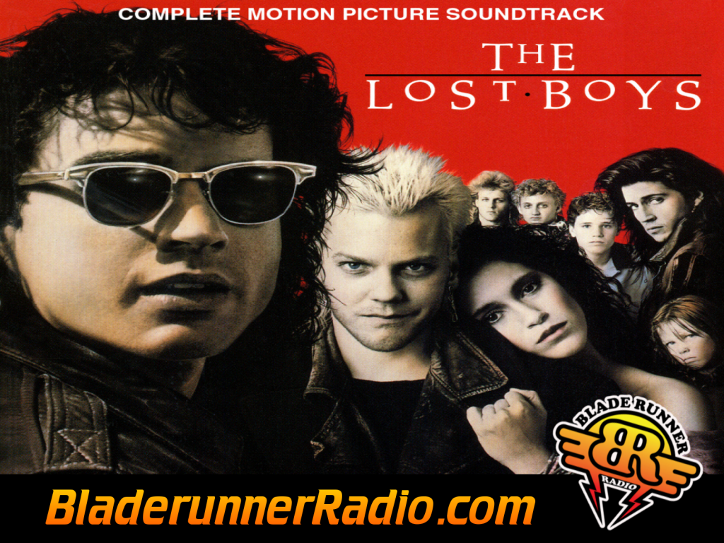 La Guns - Cry Little Sister Lost Boys Theme (image 1)