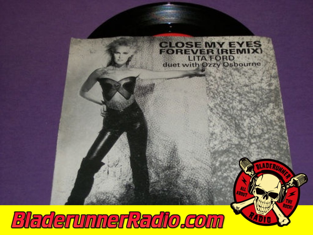 Lita Ford Amp Ozzy Osbourne - Close My Eyes Forever (image 6)