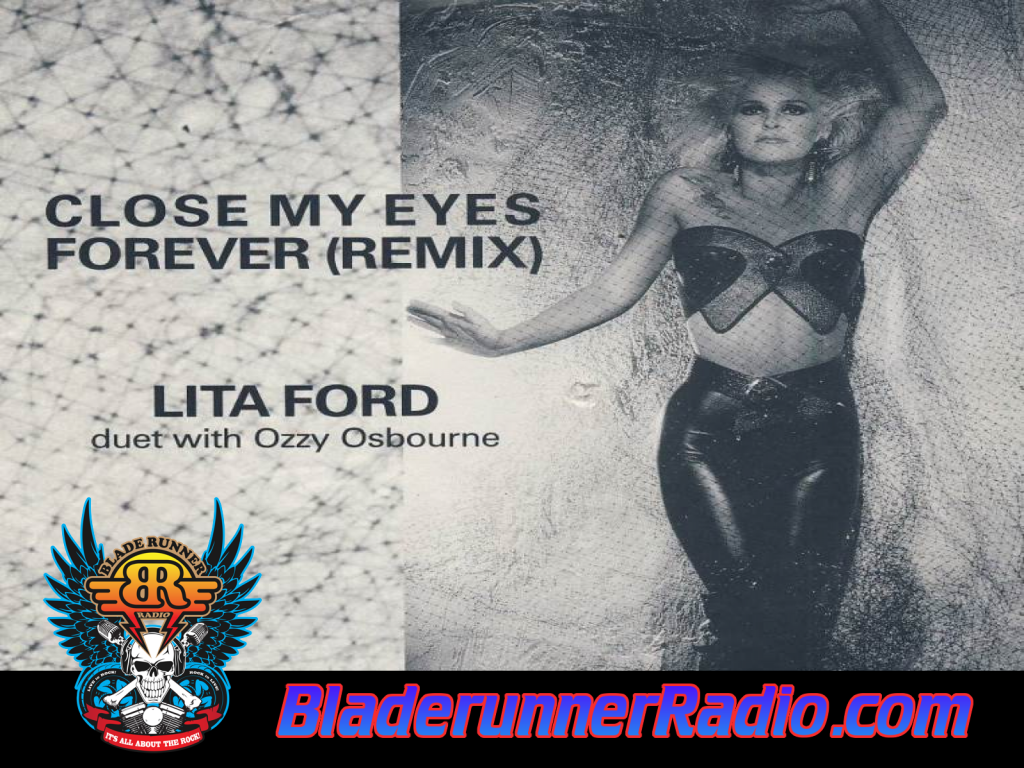 Lita Ford Amp Ozzy Osbourne - Close My Eyes Forever (image 7)
