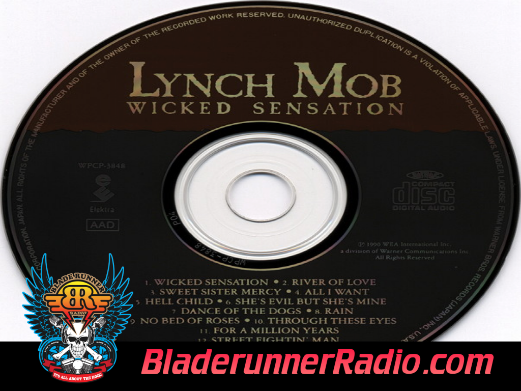 Lynch Mob - Wicked Sensation (image 5)
