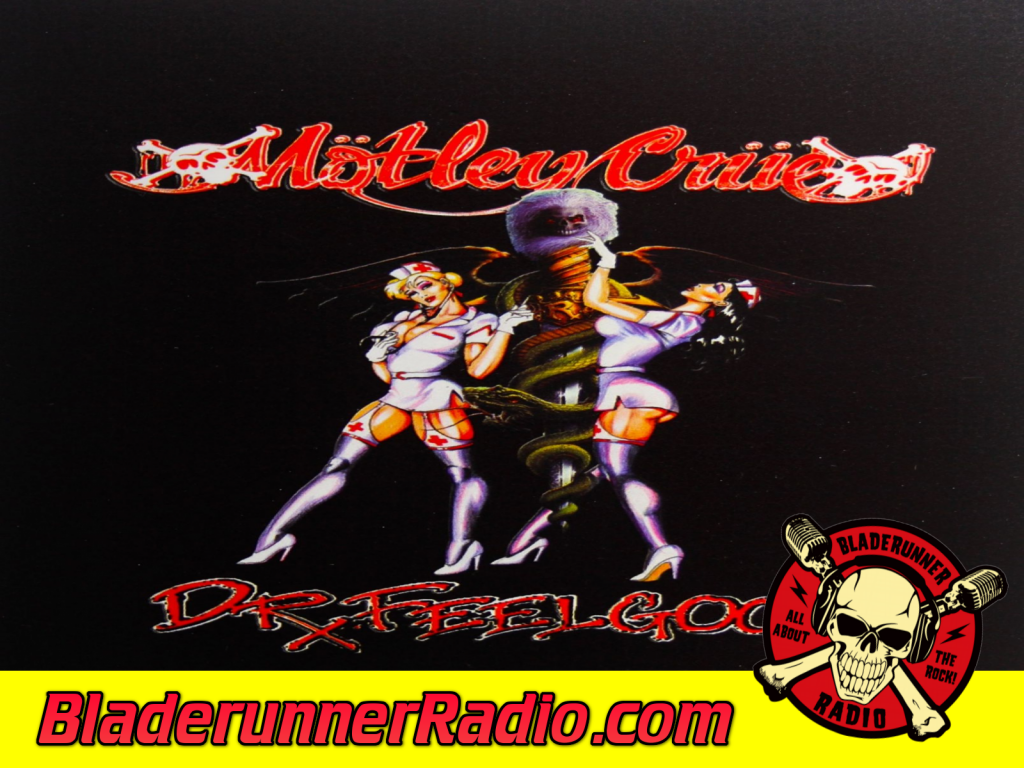 Motley Crue - Dr Feelgood (image 3)