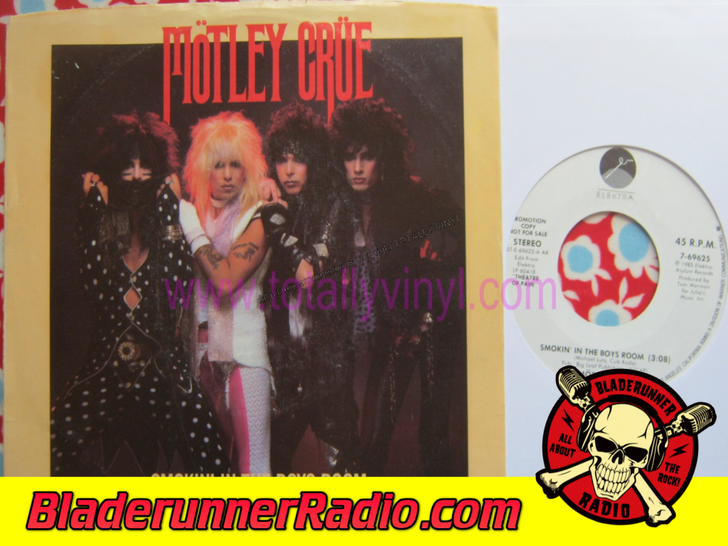 Motley Crue - Smokin In The Boys Room (image 1)
