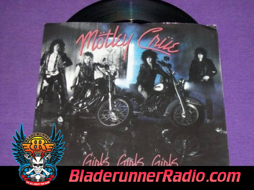 Motley Crue - Sumthin For Nuthin
