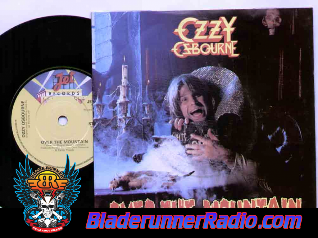 Ozzy Osbourne - Over The Mountain (image 3)