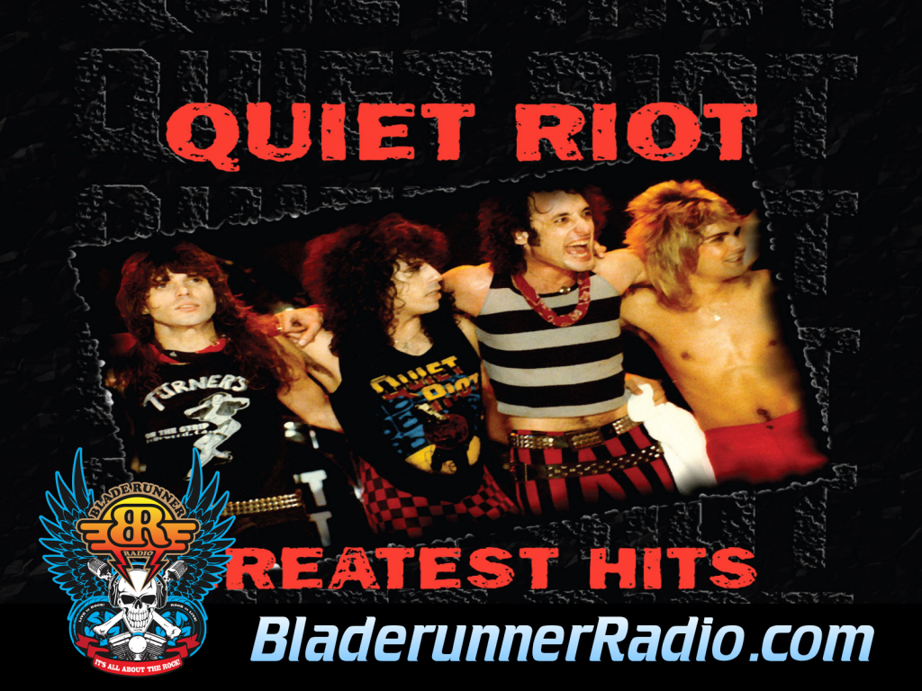 Quiet Riot - Mama Weer All Crazee Now (image 6)