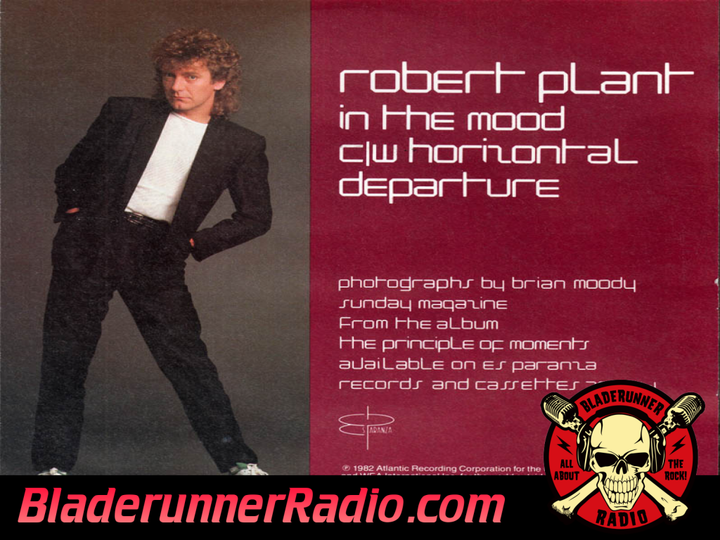 Robert Plant - In The Mood (image 3)