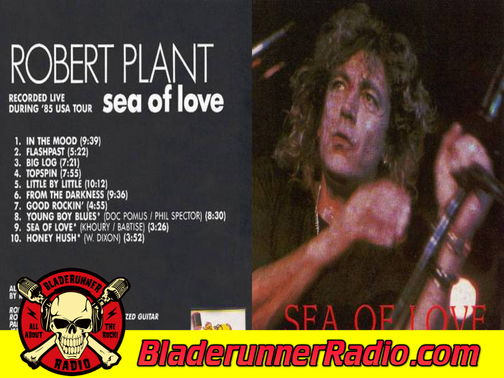 Robert Plant - Sea Of Love (image 2)
