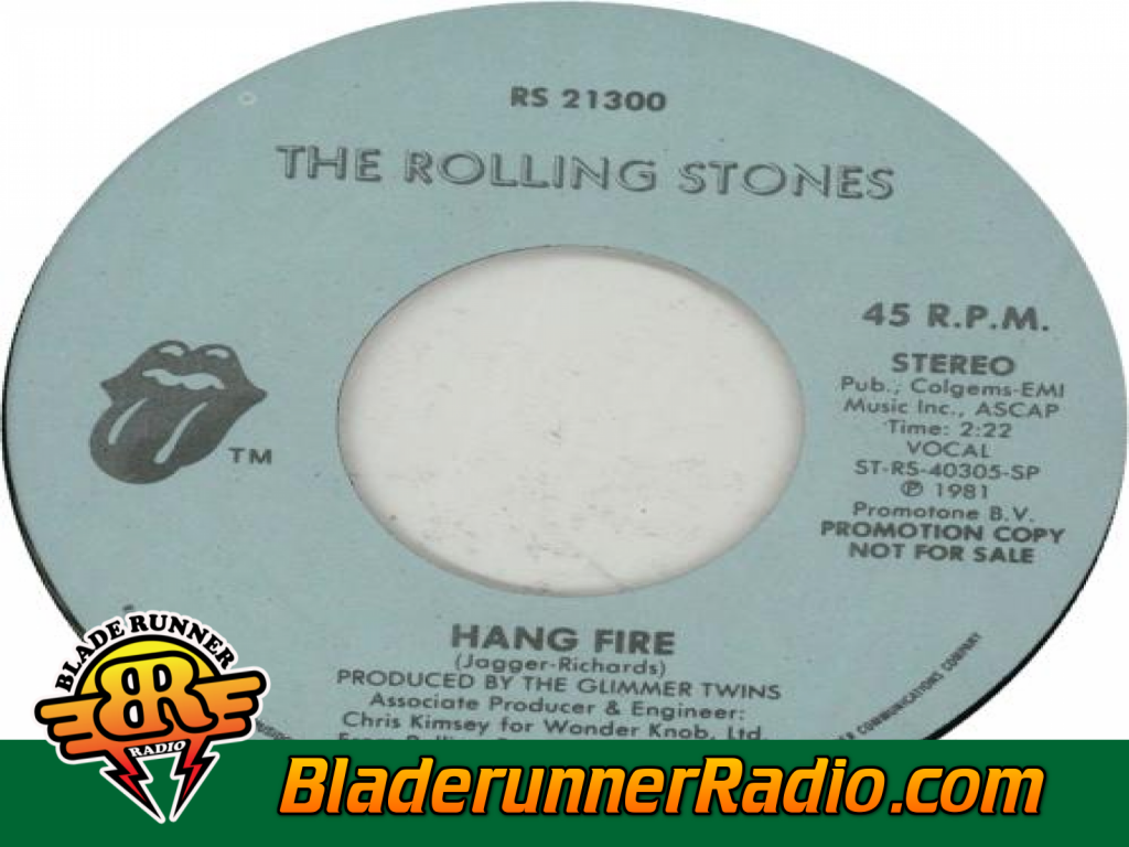 Rolling Stones - Hang Fire (image 5)