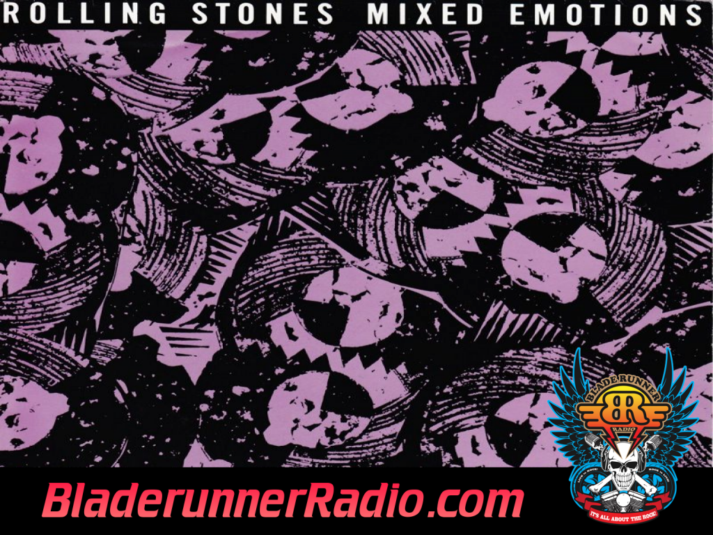 Rolling Stones - Mixed Emotions (image 2)