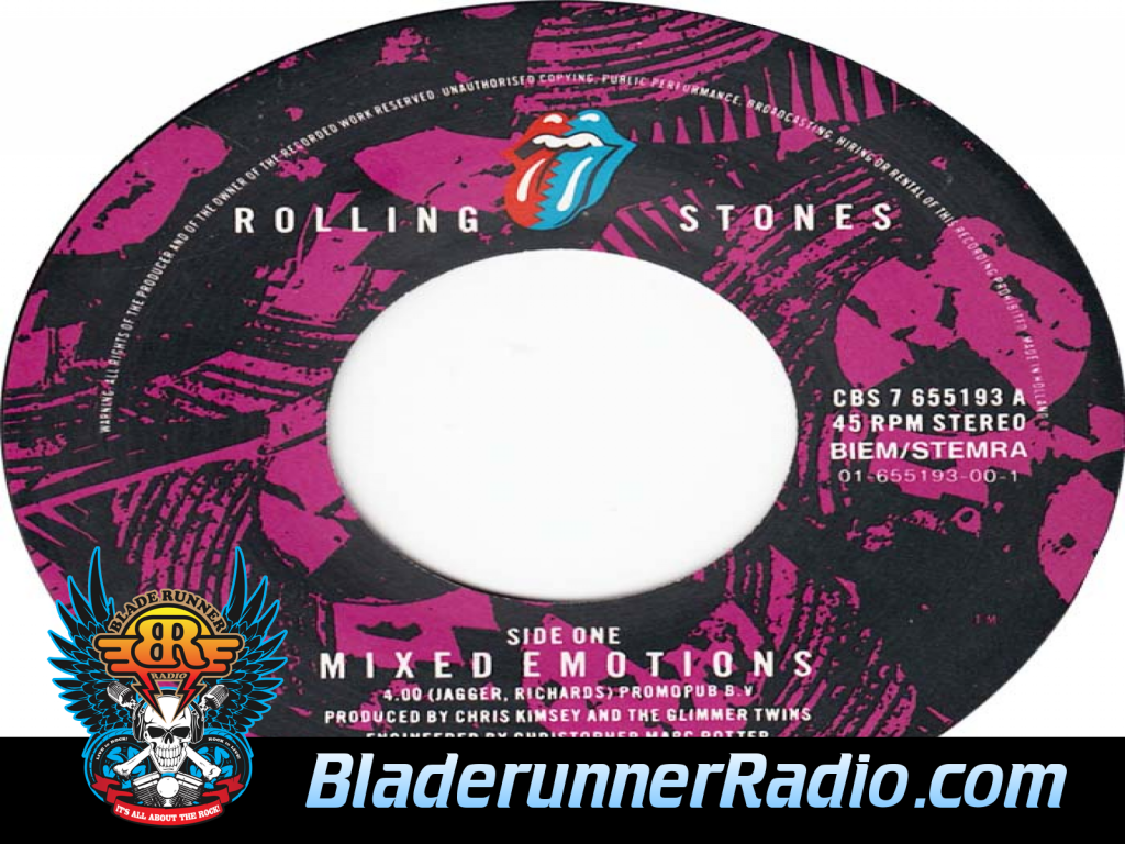 Rolling Stones - Mixed Emotions (image 5)