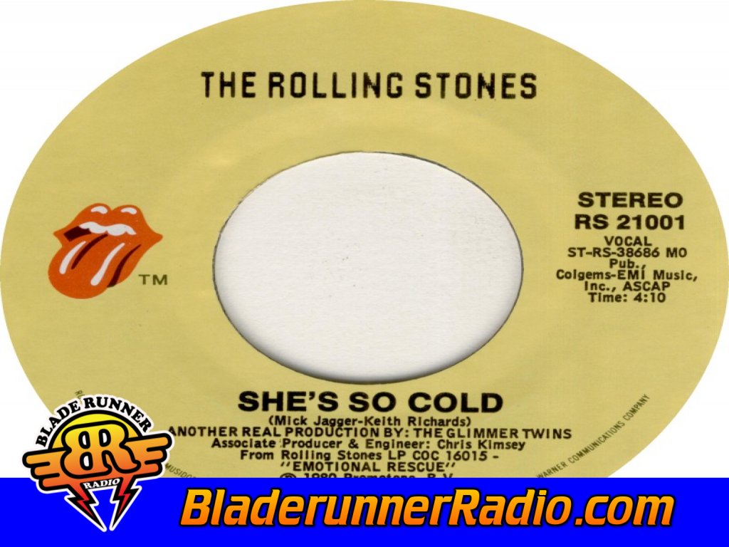 Rolling Stones - Shes So Cold (image 6)