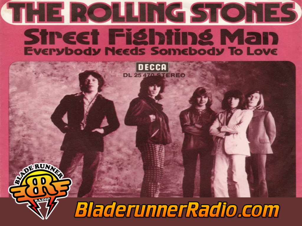 Rolling Stones - Street Fighting Man (image 9)