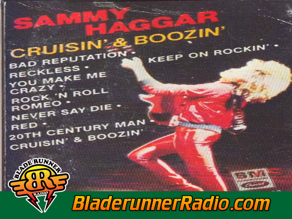 Sammy Hagar - Crusin And Boozin (image 1)