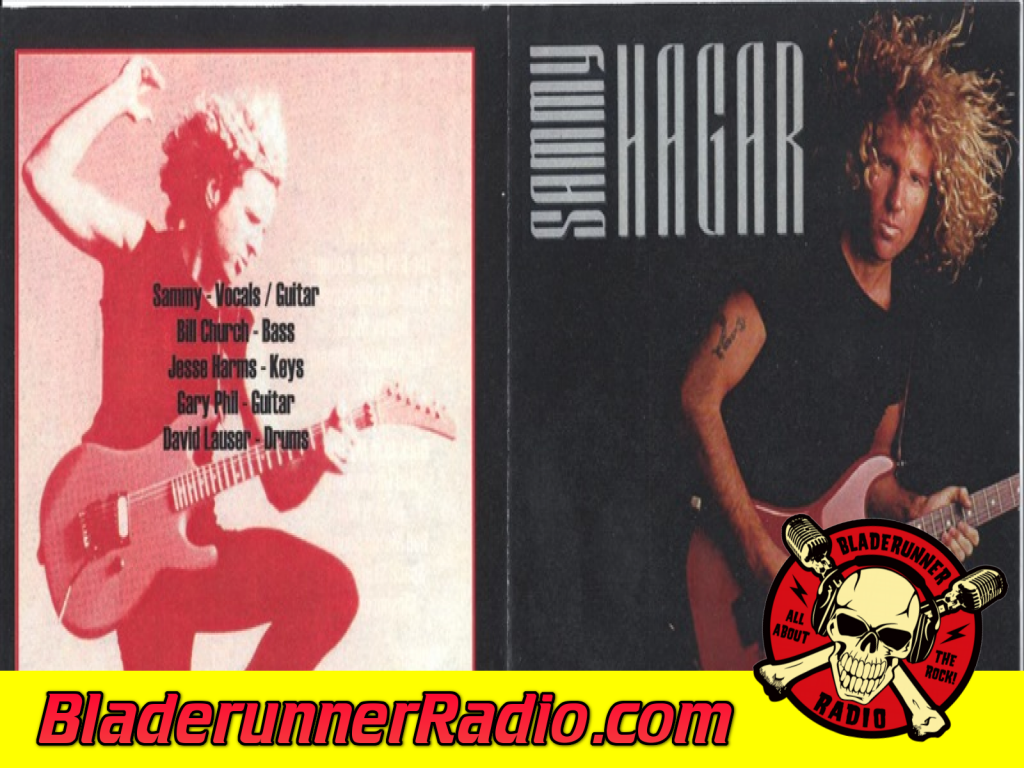 Sammy Hagar - Dick In The Dirt (image 7)