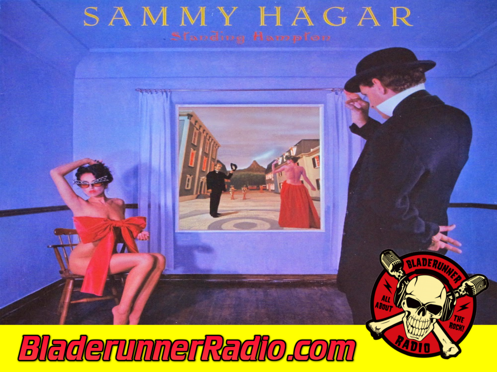 Sammy Hagar - Ill Fall In Love Again (image 1)