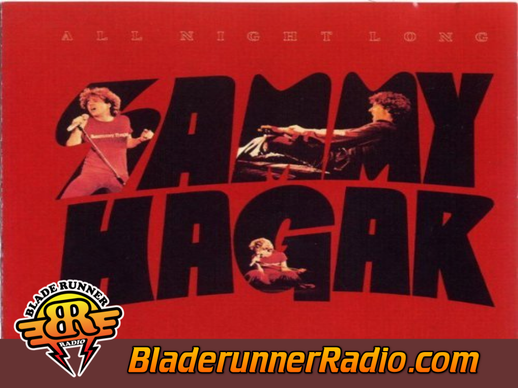 Sammy Hagar - Ive Done Everything For You (image 3)