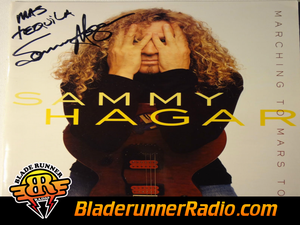 Sammy Hagar - Marching To Mars (image 6)
