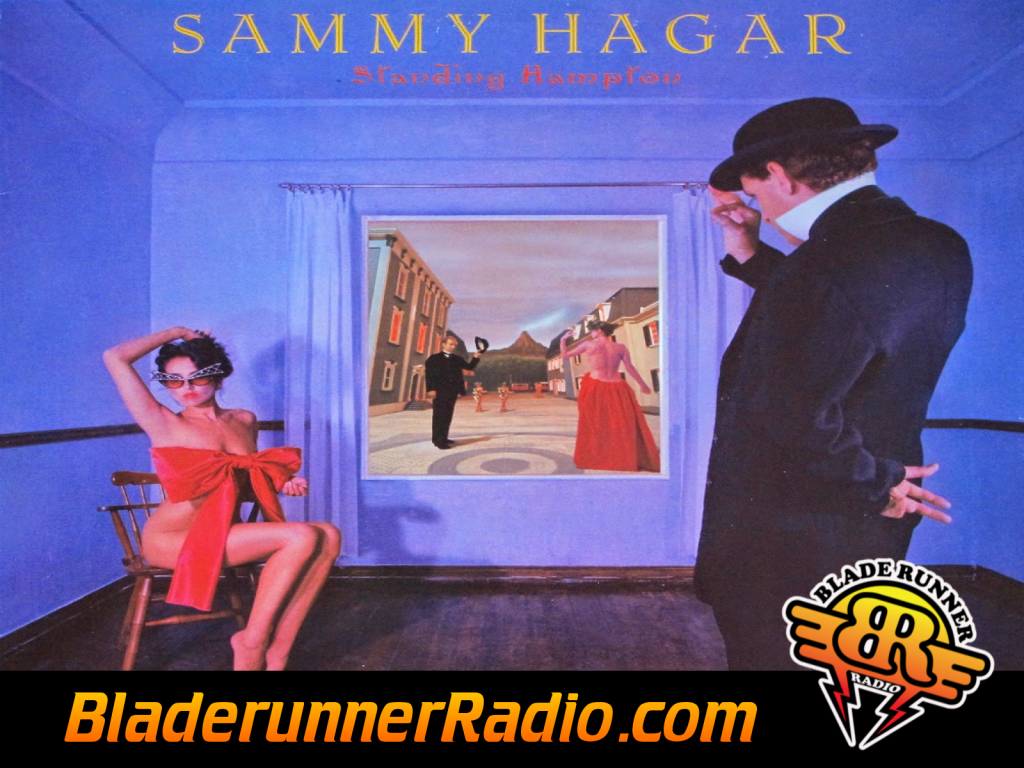 Sammy Hagar - Theres Only One Way To Rock (image 4)