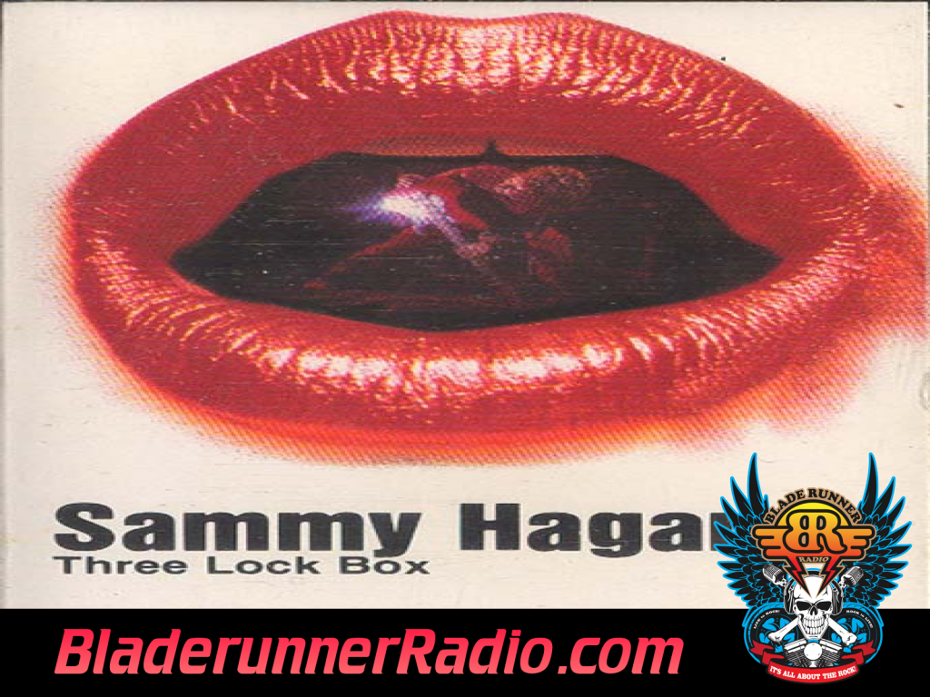 Sammy Hagar - Three Lock Box (image 1)