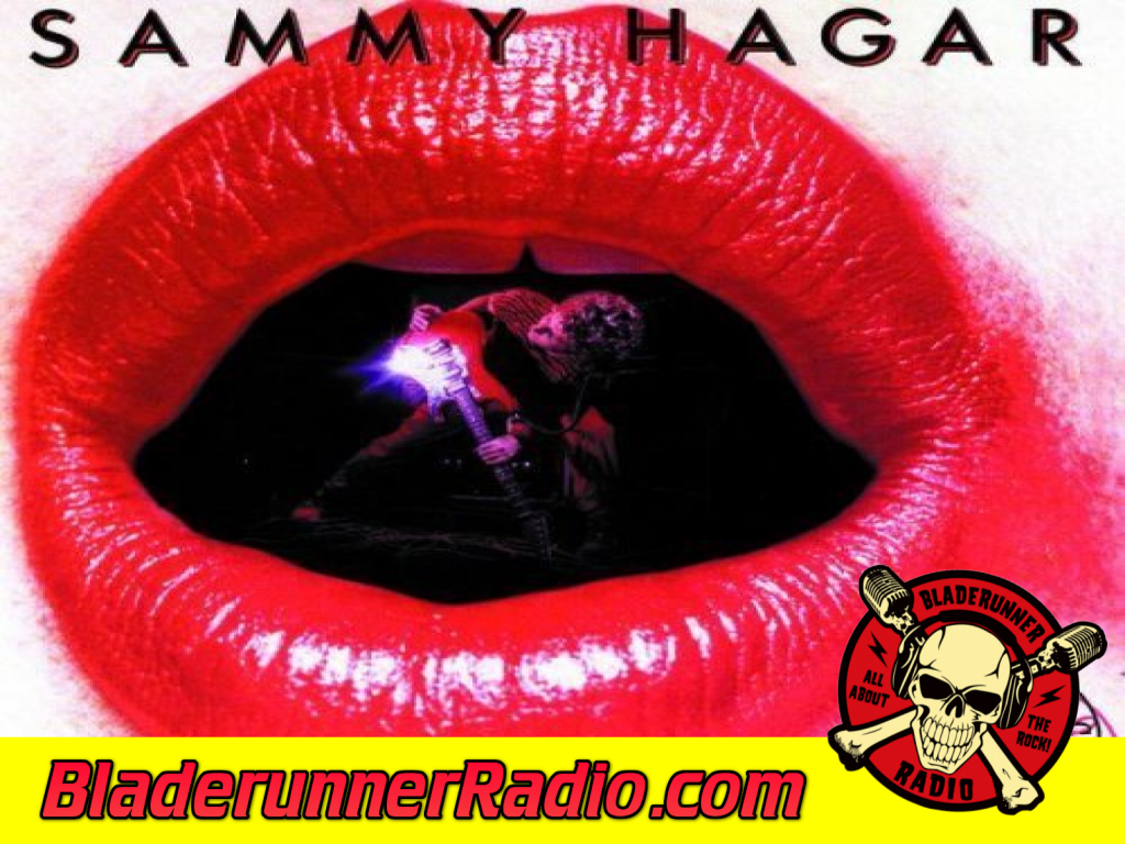 Sammy Hagar - Your Love Is Driving Me Crazy (image 5)