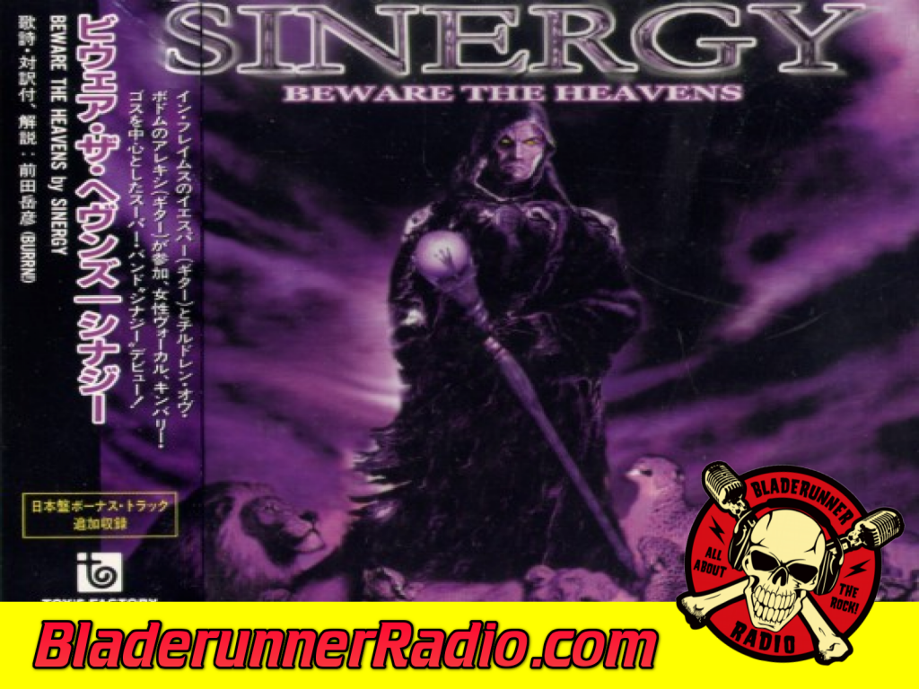 Sinergy - Invincible (image 4)