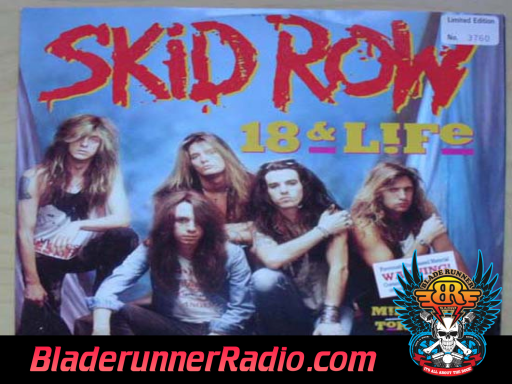 Skid Row - 18 And Life (image 4)