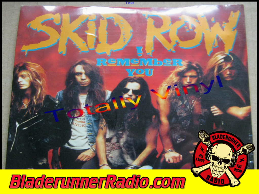 Skid Row - I Remember You (image 4)