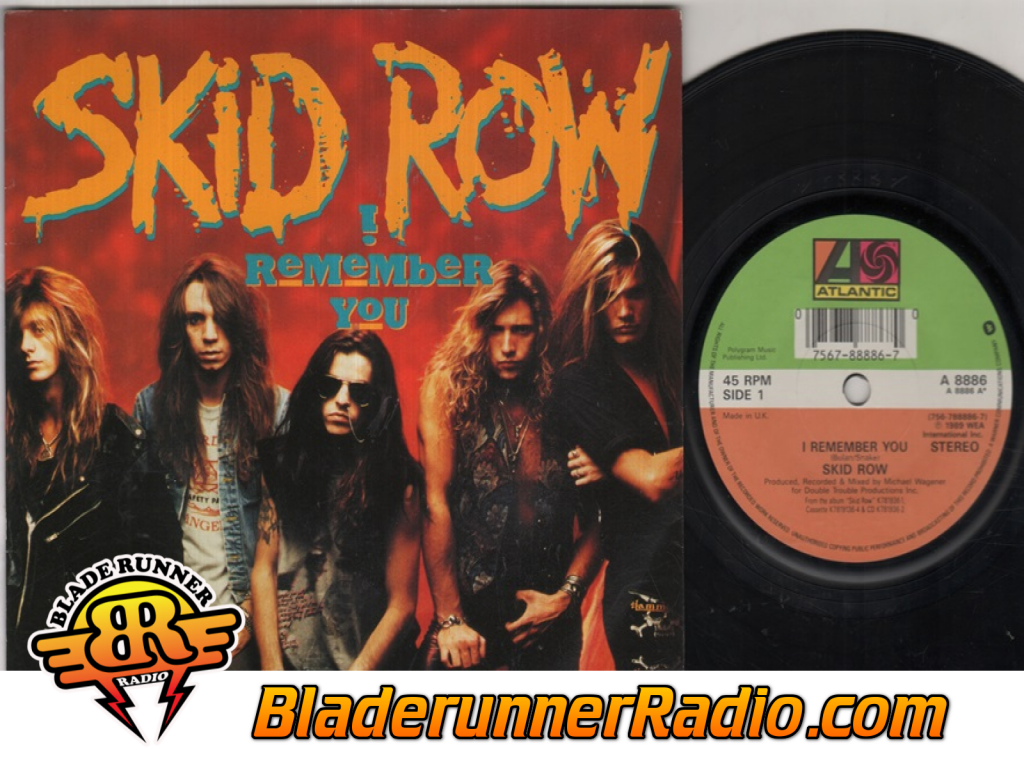 Skid Row - I Remember You (image 7)