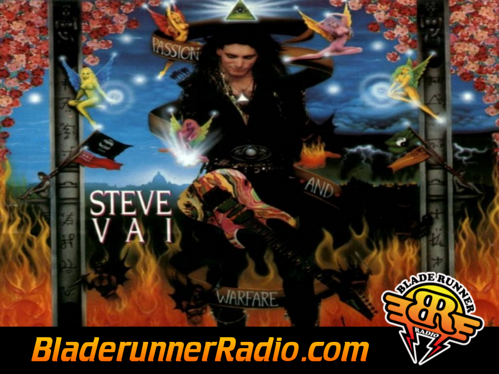 Steve Vai - For The Love Of God (image 5)