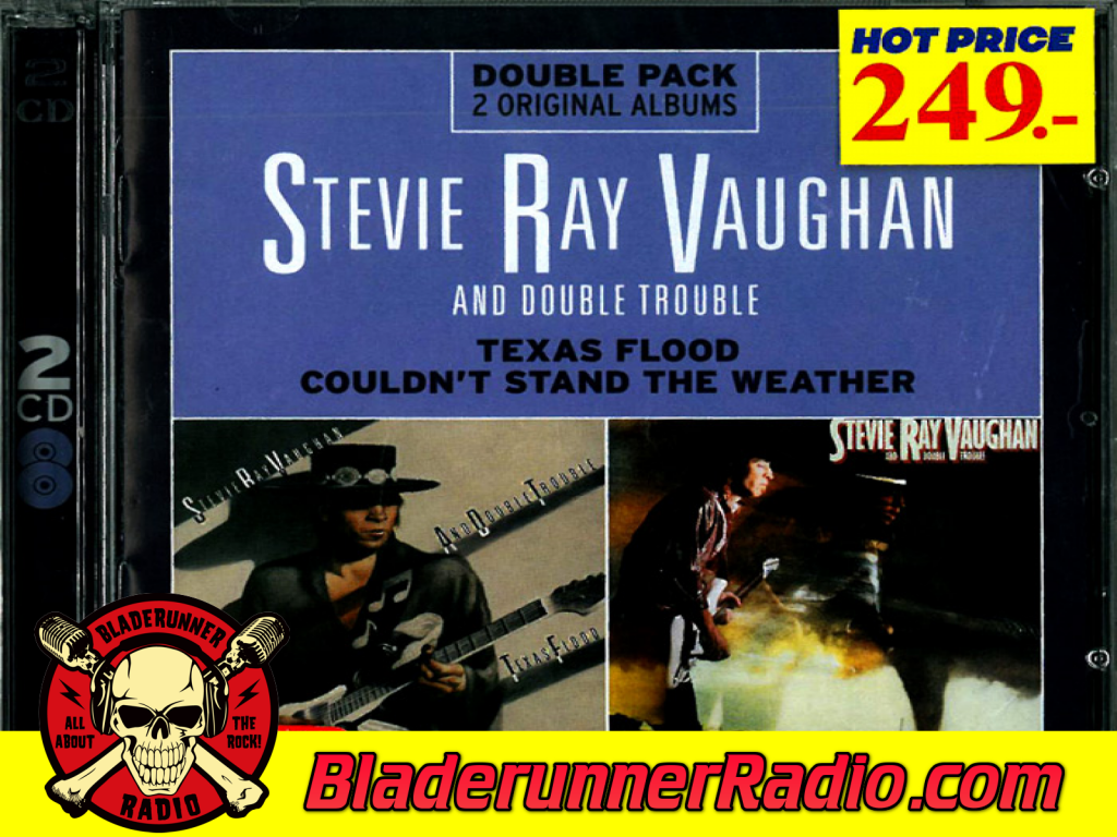 Stevie Ray Vaughan - Couldnt Stand The Weather (image 4)