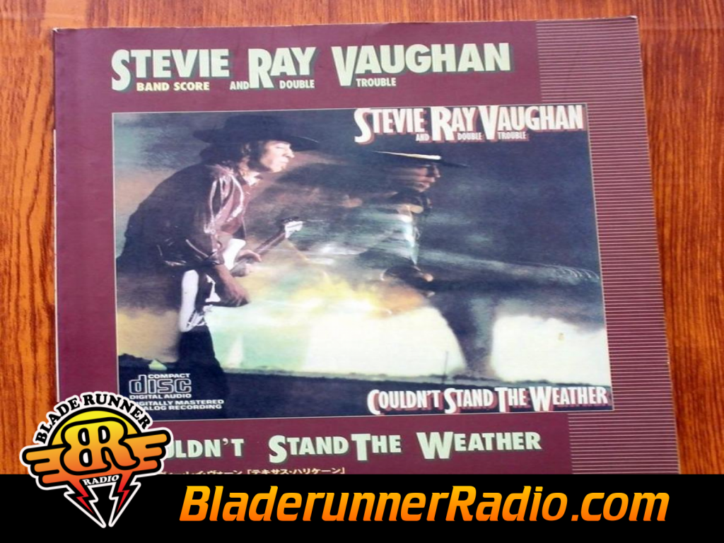 Stevie Ray Vaughan - Couldnt Stand The Weather (image 5)