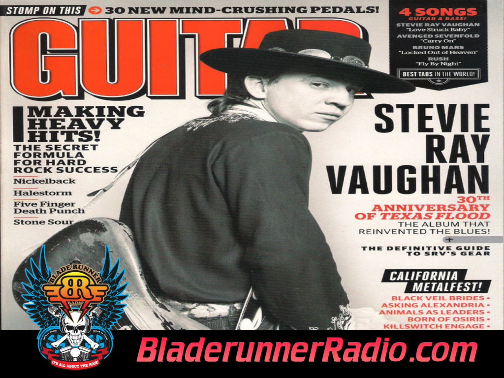 Stevie Ray Vaughan - Love Struck Baby (image 2)