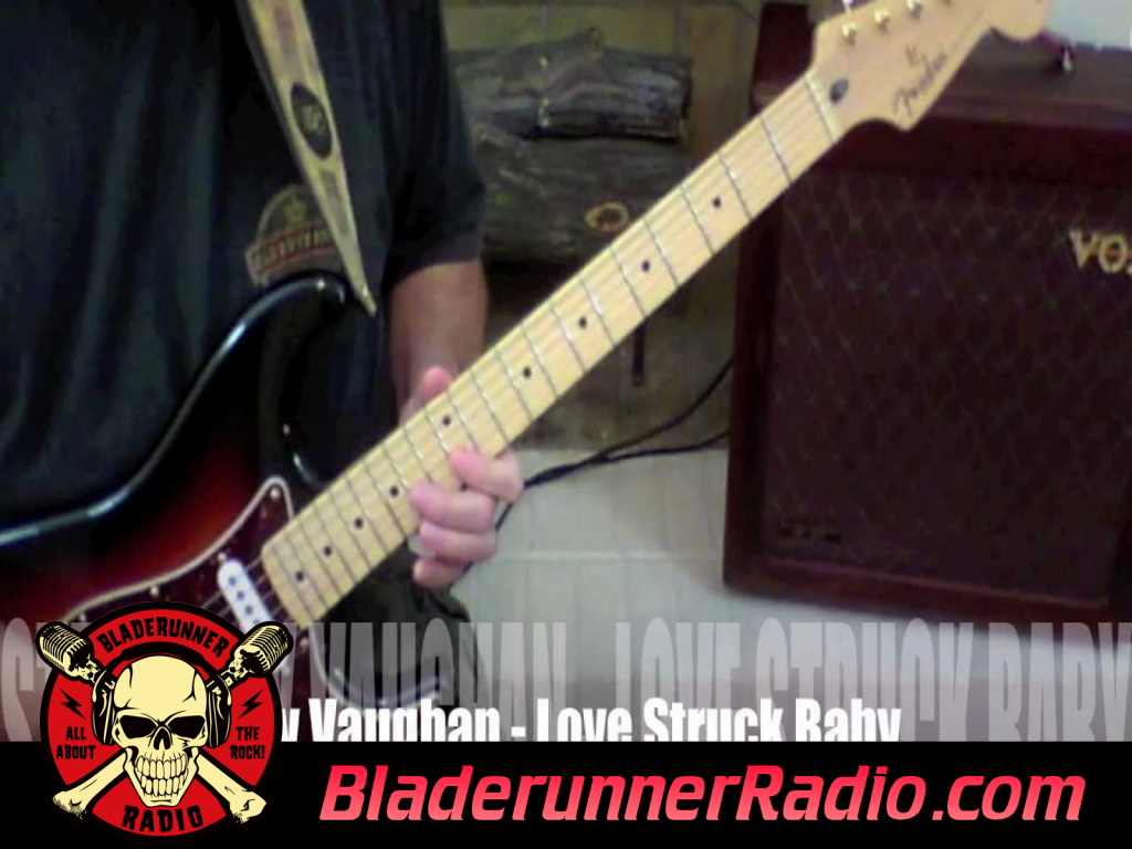Stevie Ray Vaughan - Love Struck Baby (image 5)
