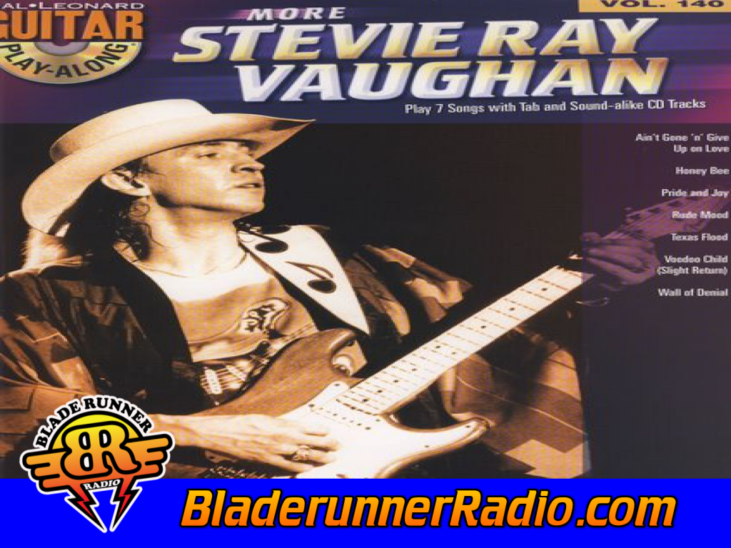 Stevie Ray Vaughan - Wall Of Denial (image 3)
