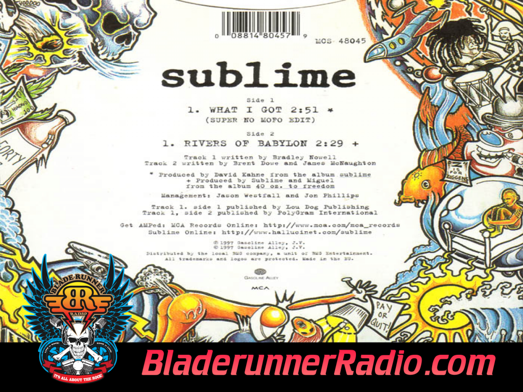 Sublime - What I Got (image 7)