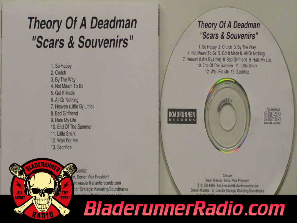 Theory Of A Deadman - So Happy (image 9)