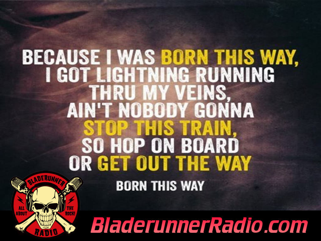 Thousand Foot Krutch - Born This Way (image 2)