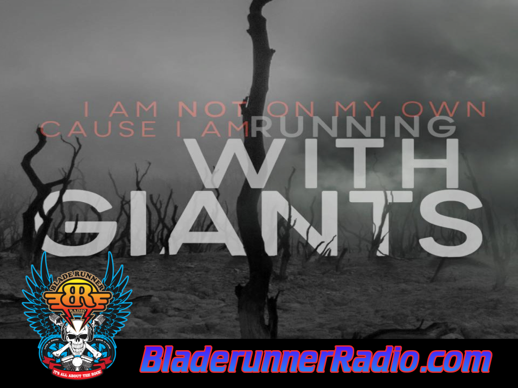 Thousand Foot Krutch - Running With Giants (image 1)