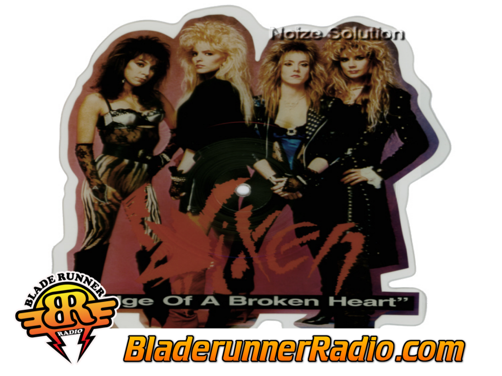Vixen - Edge Of A Broken Heart (image 2)