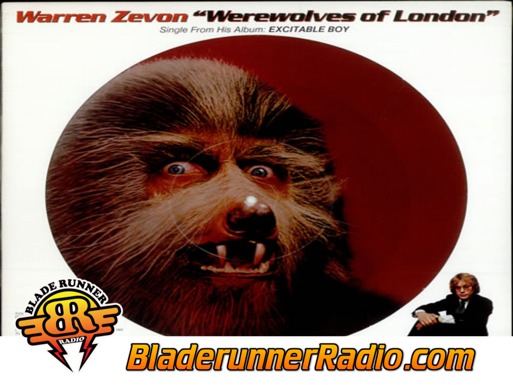 Warren Zevon - Werewolves Of London (image 2)