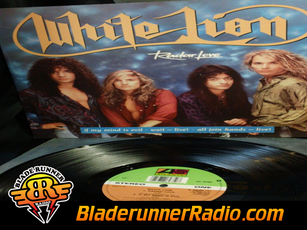 White Lion - Radar Love (image 7)
