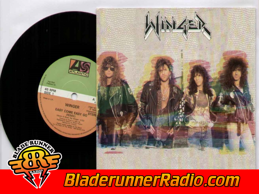 Winger - Easy Come Easy Go