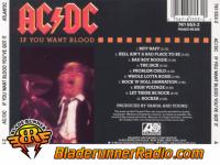Acdc - if you want blood you got it - pic 2 small