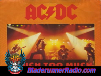 Acdc - touch too much - pic 4 small